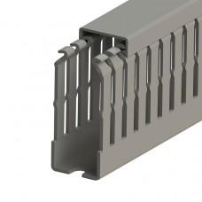 551012, KKC 2560; Перфорированный короб с крышкой, 25x60 (ШхВ) (упак 60 м)