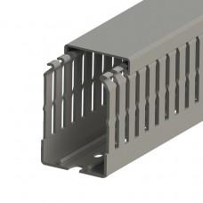 551014, KKC 4060; Перфорированный короб с крышкой, 40x60 (ШхВ) (упак 36 м)