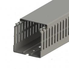 551017, KKC 6060; Перфорированный короб с крышкой; 60х60 (ШхВ). (упак 24м. )