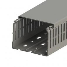 551019, KKC 8060; Перфорированный короб с крышкой; 80х60 (ШхВ). (упак 28м. )