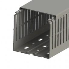 551020, KKC 8080; Перфорированный короб с крышкой, 80x80 (ШхВ) (упак 20м. )