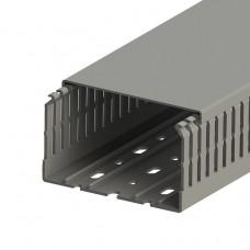 551021, KKC 1006; Перфорированный короб с крышкой; 100х60 (ШхВ) (упак 20м. )