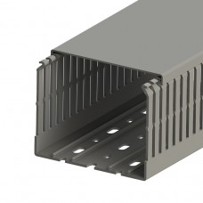 551022, KKC 1008; Перфорированный короб с крышкой, 100x80 (ШхВ) (упак 16м. )