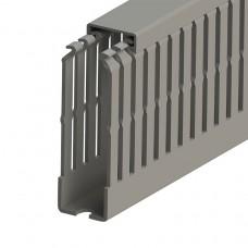 551030, KKC 2580; Перфорированный короб с крышкой; 25x80 (ШхВ), (упак. 56м) (упак 56м. )