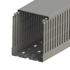 551035, KKC 8010; Перфорированный короб с крышкой; 80x100 (ШхВ) (упак 24м. )