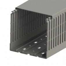 551036, KKC 1001; Перфорированный короб с крышкой; 100x100 (ШхВ); (упак 24м. )