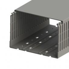 551040, KKC 1501; Перфорированный короб с крышкой; 150x100 (ШхВ); (упак 16м. )
