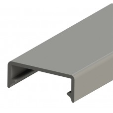551050, KKK 25;.Крышка для к/канала шир. 25 мм, длина 2 м (упак 20м. )