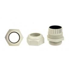 564011, Кабельный ввод с доп. уплотнением PG9, IP68; 2-6 мм; KLSR-12 (упак 50 шт)