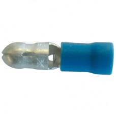 598020, Наконечн. изол. 1,5-2,5 мм.кв., штепсельный штифтовой, диам.5 мм; KMT-2050 (упак 100 шт)