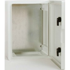 690002, KPO 2530 Пластиковый корпус (шкаф) с непрозрачной дверцей IP65 Halogen Free (упак 1 шт)
