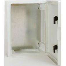 690008, Пластиковый корпус (шкаф) с непрозрачной дверцей KPO 4050-D IP65 Halogen Free (упак 1 шт)