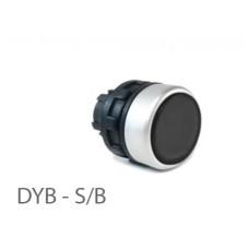800405, DYB - S-B; Кнопка  управления -  без фиксации (упак 1 шт)